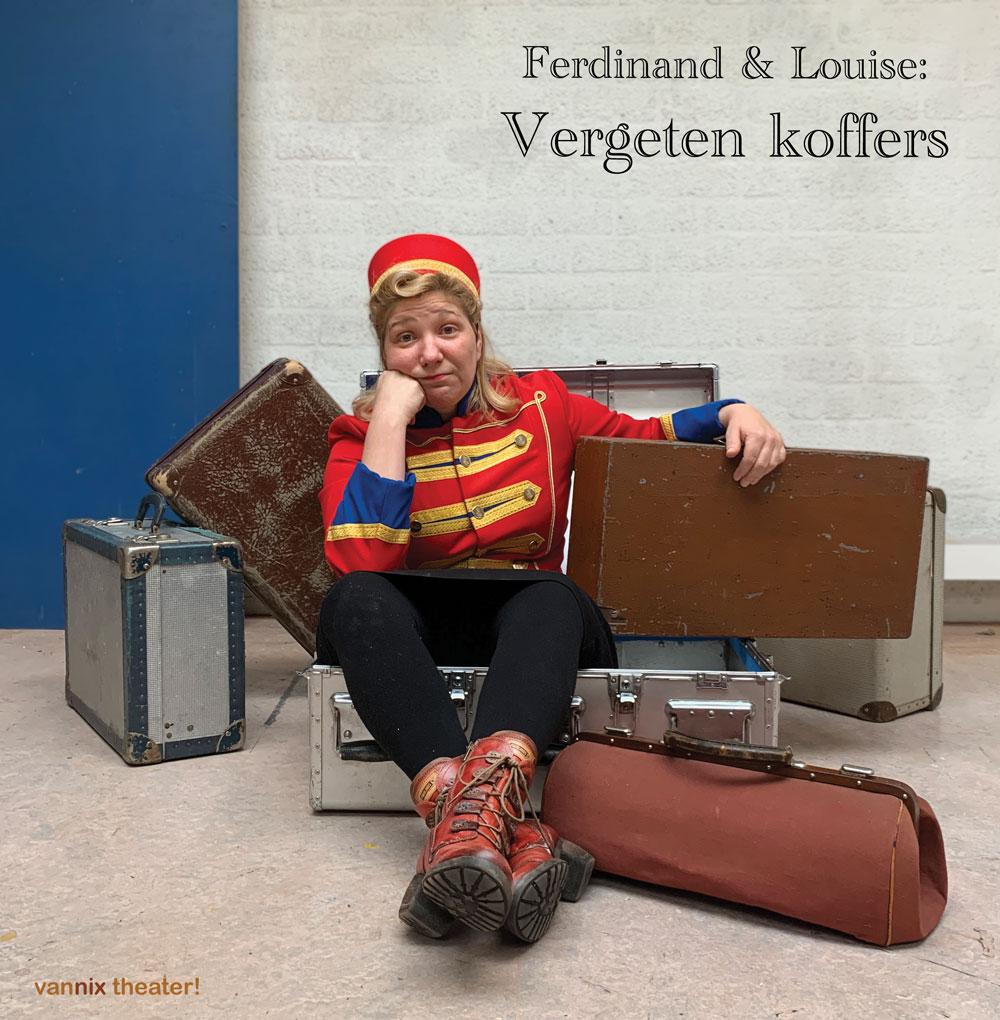 Ferdinand & Louise:  Vergeten koffers